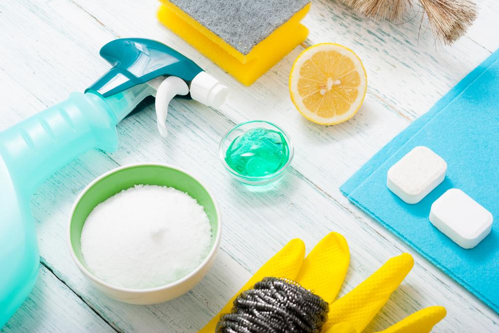 Comment nettoyer une tache de fioul ?