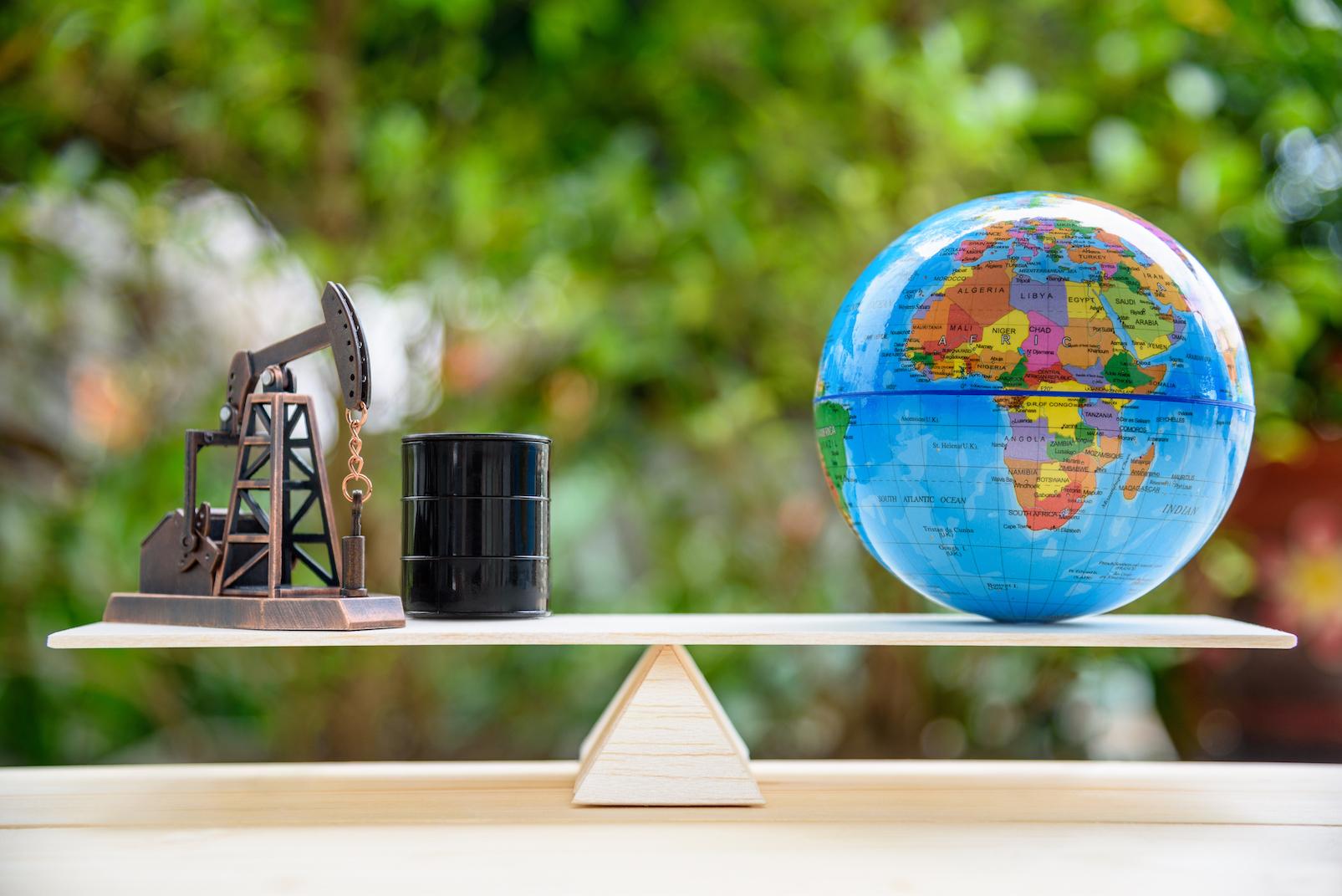 L'évolution des parts de marché des grands pays producteurs de pétrole jusqu'en 2040