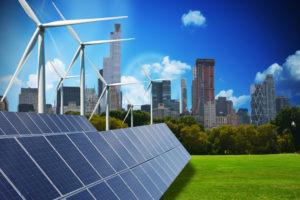 Les énergies renouvelables en pleine croissance jusqu'en 2040