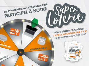 La Super Loterie BP SuperConfort 2019