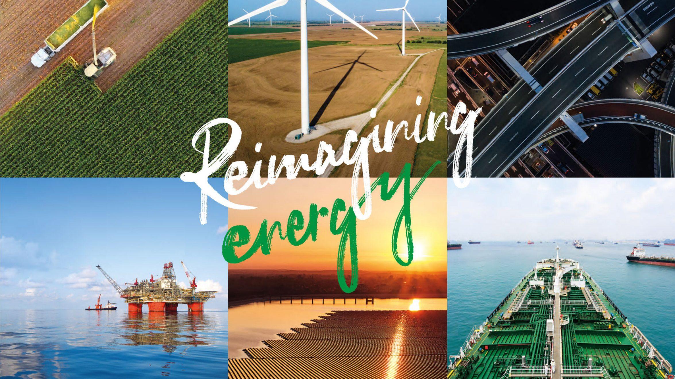 La nouvelle stratégie de bp : repenser l'énergie pour les personnes et notre planète 1