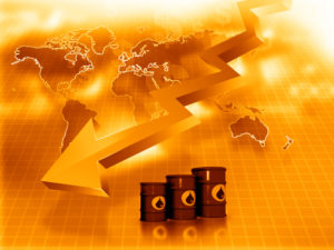 Le cours du Brent au 1er avril 2020 : 22,82 euros 1
