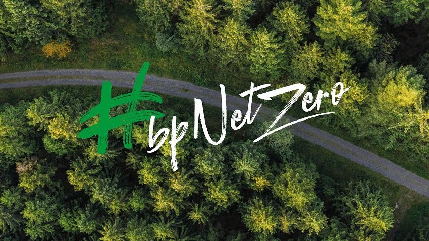BP Superfioul - #bpnetzero : les médias parlent de la nouvelle stratégie de bp