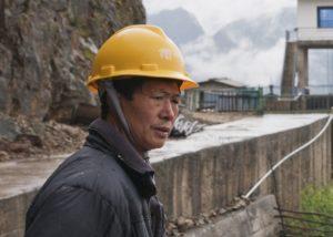 Le projet d'usines hydroélectriques groupées en Chine